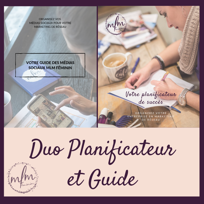 #03 Promo Duo – Planificateur Et Guide